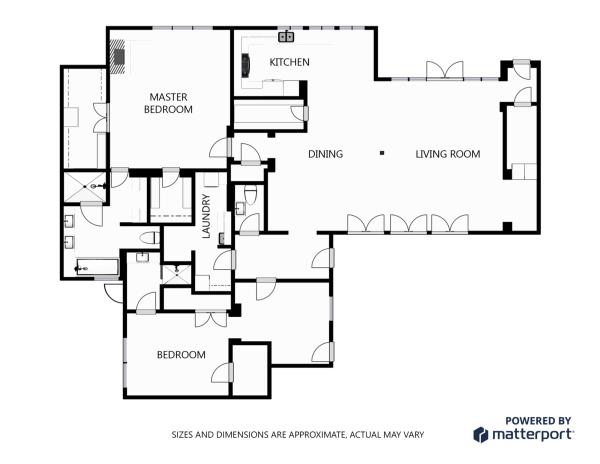 531B Chapala Floor Plan